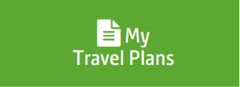 My Travel Plan button